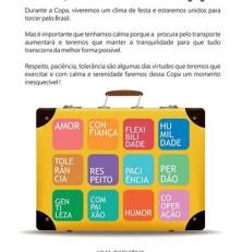Em Campinas, Rodoviária Escolhe a Calma na Copa