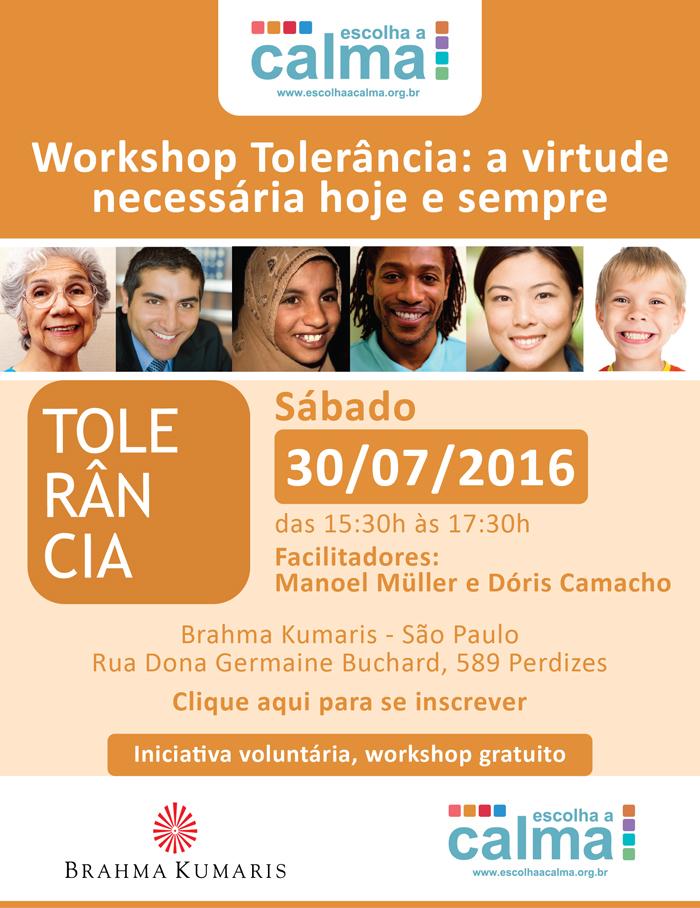 Workshop Tolerância 2